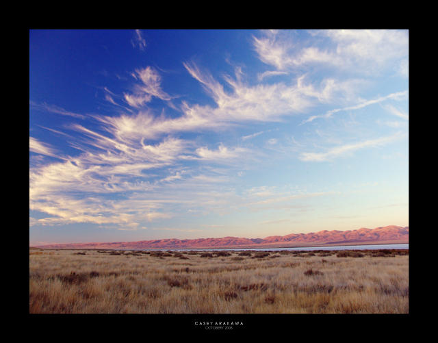 Soda Lake by maeisfor