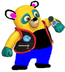 Kitty Special Agent Oso Jr.