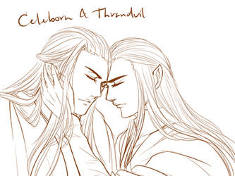 Celeborn/Thranduil
