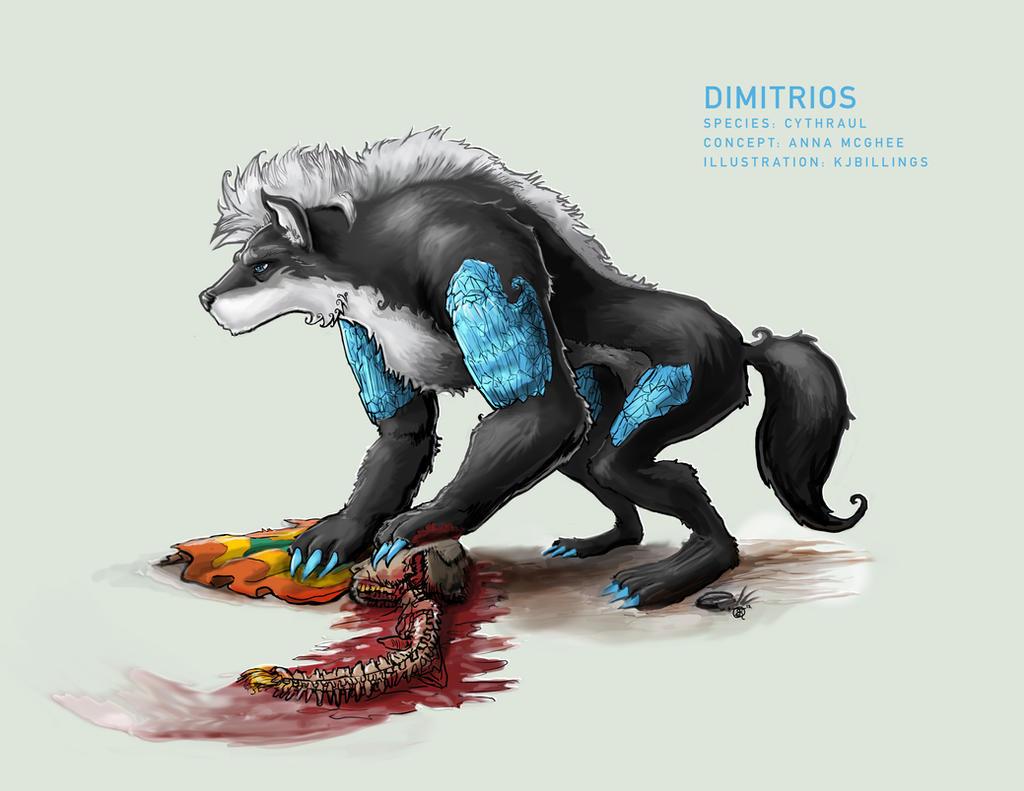 Dimitrios by contravere