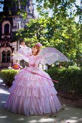 CCS - Sakura - Fairy's Realm by KonCookie