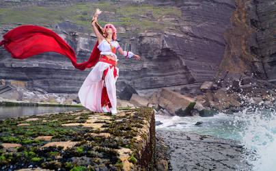 Hikaru - MKR - Destiniy's Wind by KonCookie