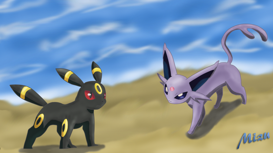 The gallery for --> Umbreon And Espeon Breeding