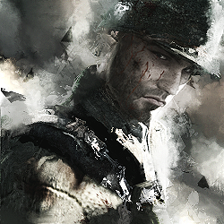 Lonely Soldier by onDstick