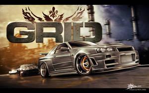 RepreZent GRID Poster by Signalxb
