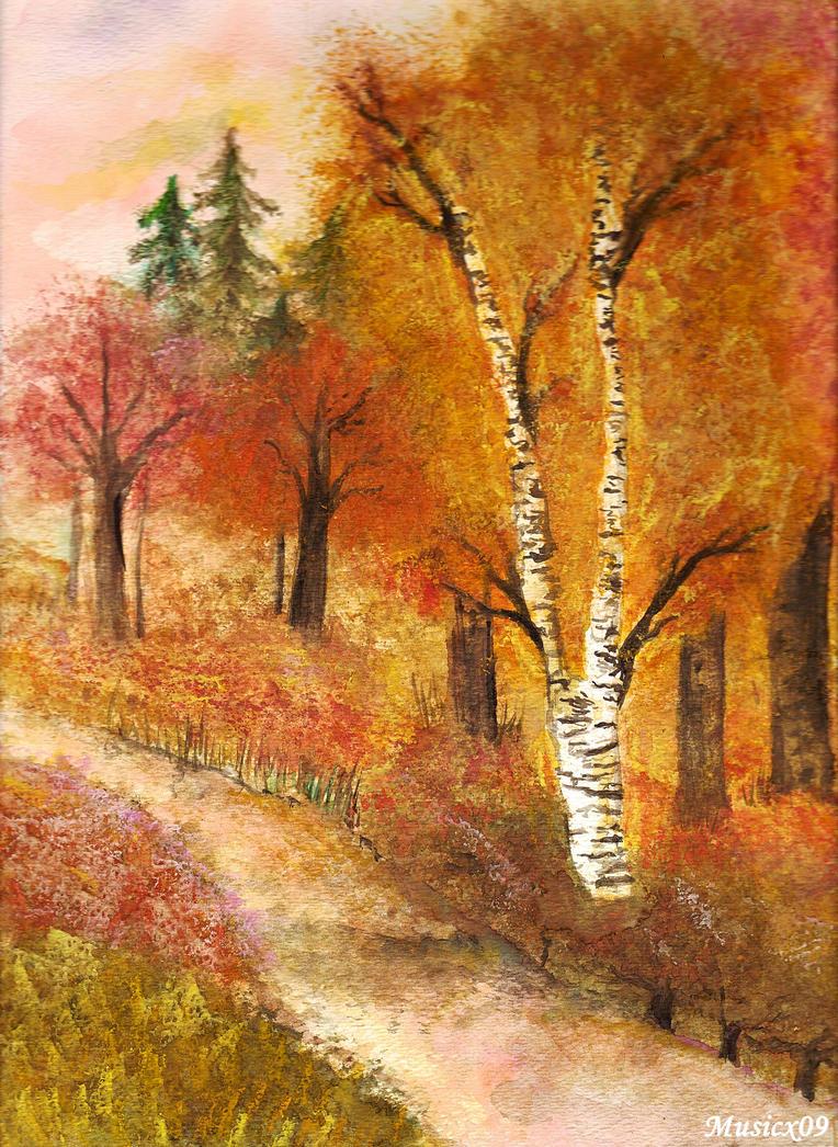 Birch by musicx09