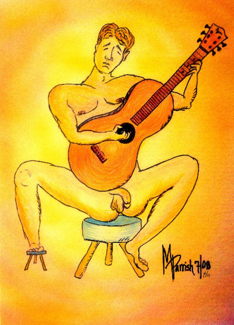 Guitar Dream TCA by mertonparrish