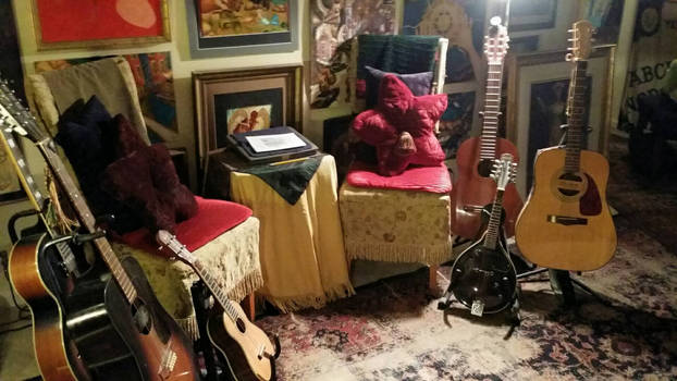 Stringed Instrument Studio (New Studio)