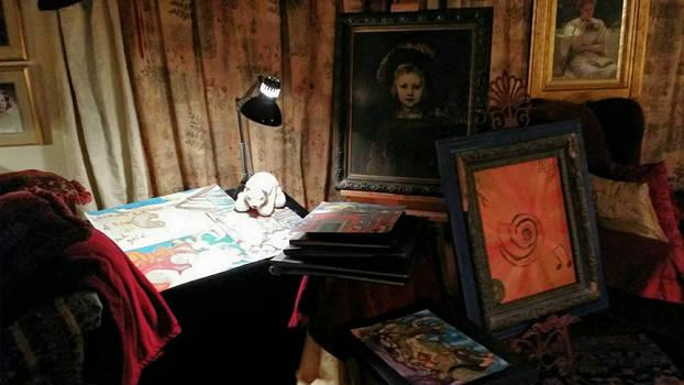 Art Corner (New Studio)