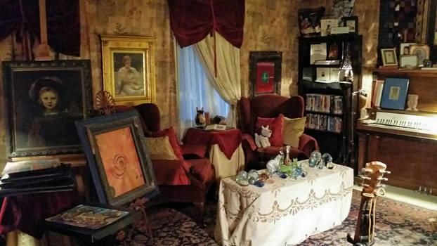 Living Room (New Studio)