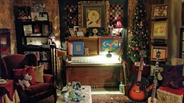 Piano/Voice Studio (New Studio)