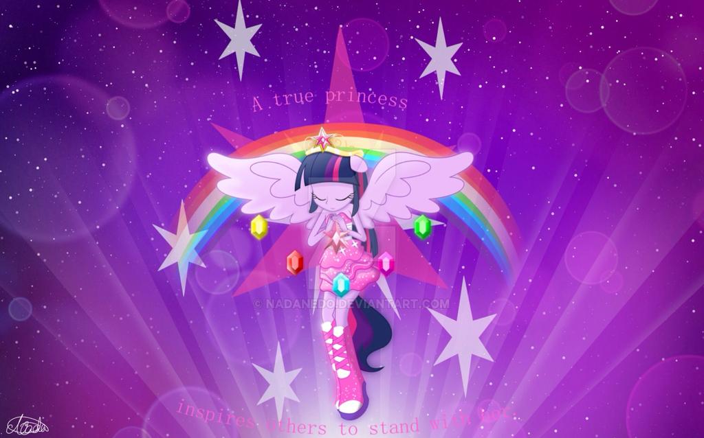 MLP EG A True Princess... by NadaNedo
