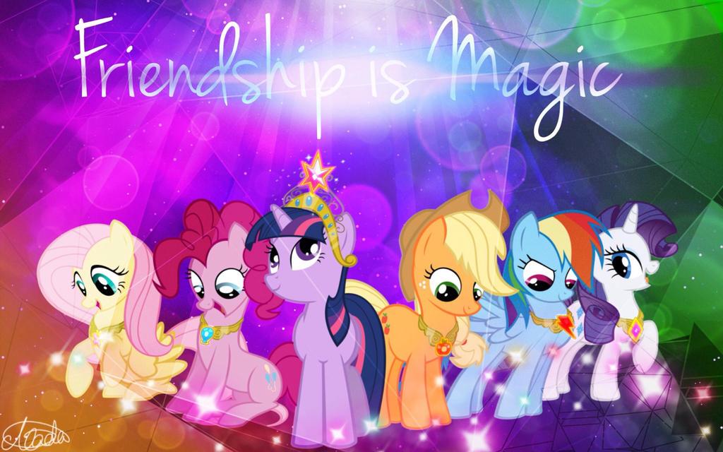 Friendship is magic by NadaNedo