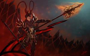 Warring Kingdoms Jarvan IV by Sephiansem