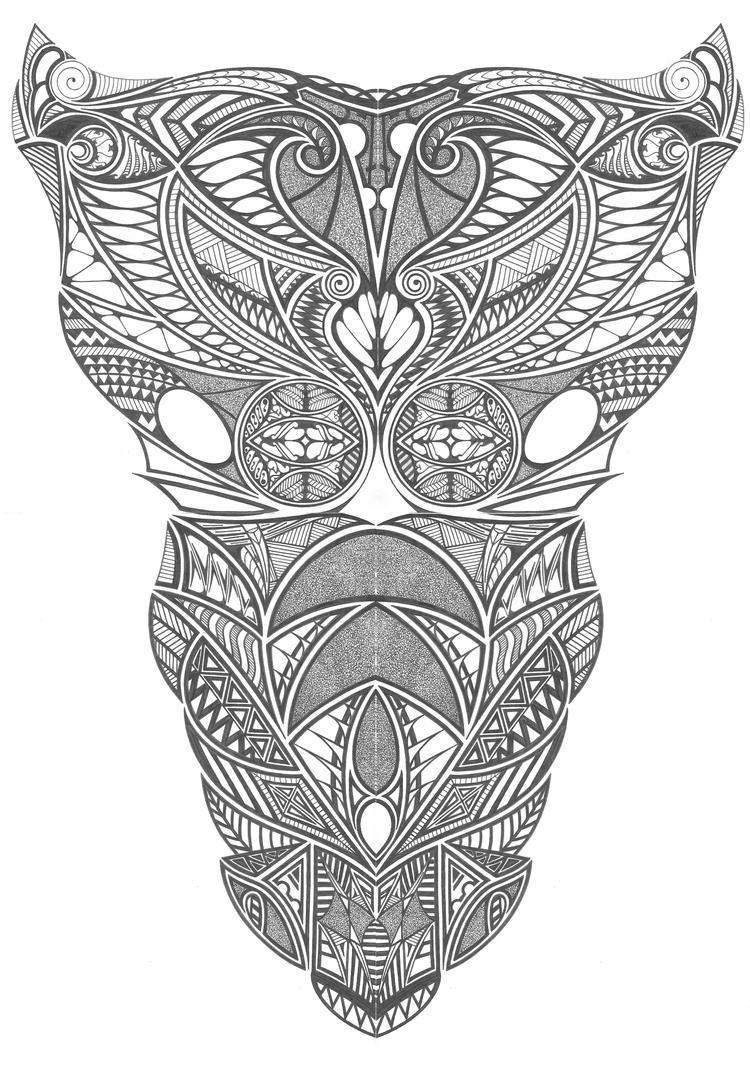 tribal chest complete by tomnight on deviantart. Black Bedroom Furniture Sets. Home Design Ideas