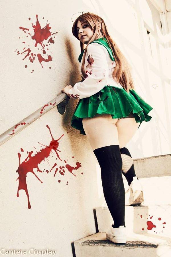 Bloodsplatter Rei by terminux