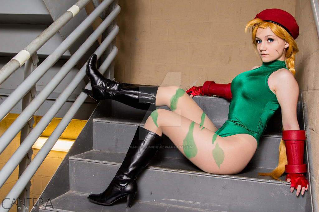 Misa's Cammy by CanteraImage