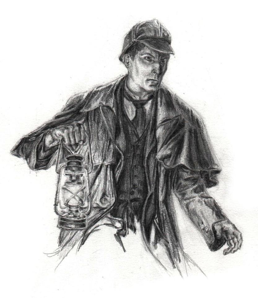 Sherlock Holmes By Masthya