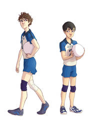 Young setters