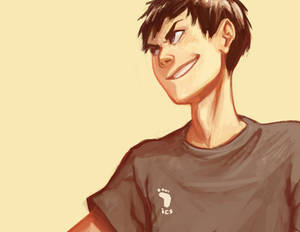 a lovely Tobio
