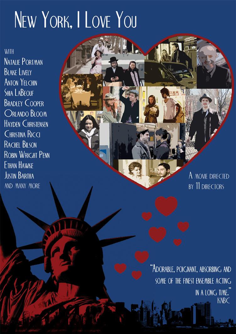 New york i love you by design viruz