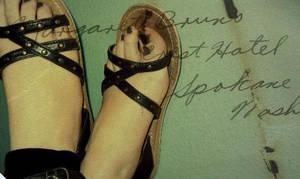 Sandals by littlemisspk