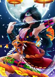 Magic Knight by Juupion