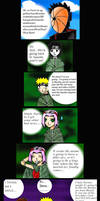 Naruto Chapter 396 Parody