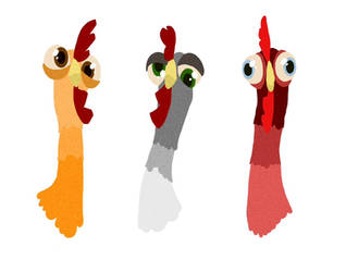 SWAGG de poules by Conamee