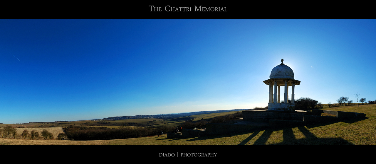 The Chattri Memorial by diado