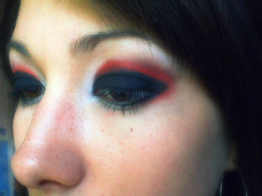 visual makeup. Visual Kei+J-Rock Makeup by