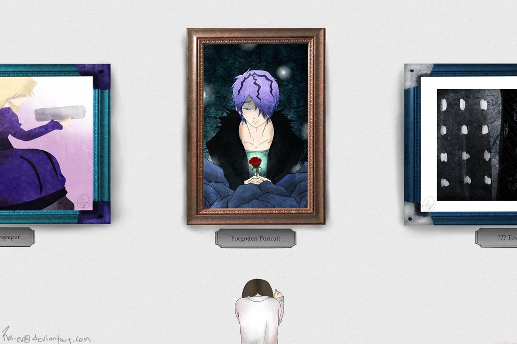 IB: Forgotten Portrait by NipahCos