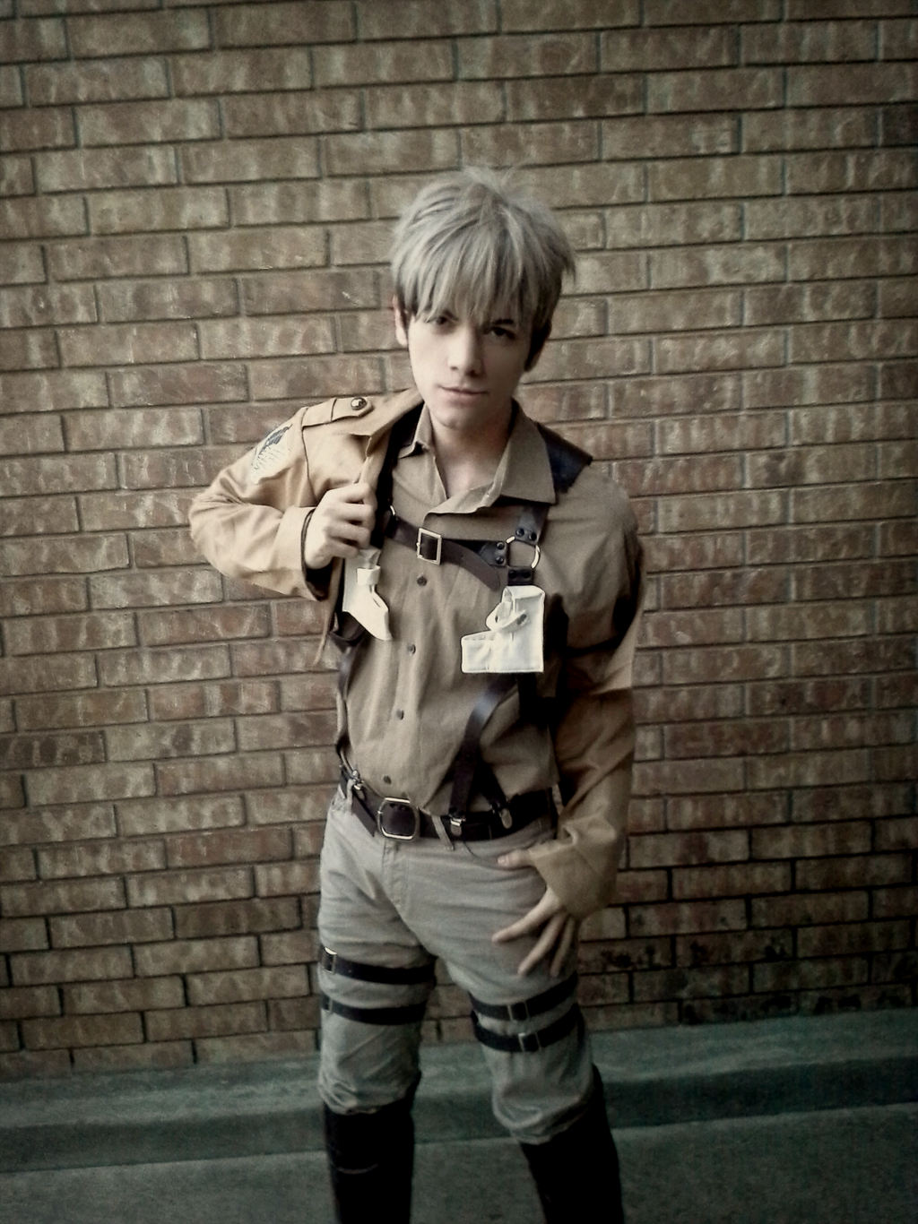 Image result for cosplay jean kirstein