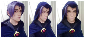 Male Raven - Teen Titans cosplay