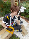 Kingdom Hearts - Sora Cosplay