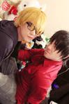 Izumi x Ryoma : LOVE STAGE!!
