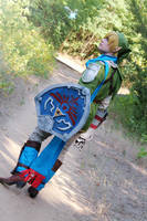 Show me the way - Hyrule Warriors cosplay by NipahCos