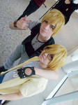LOVE STAGE!! Shougo and Izumi Cosplay