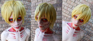 Attack on Titan - Annie Makeup by NipahCos