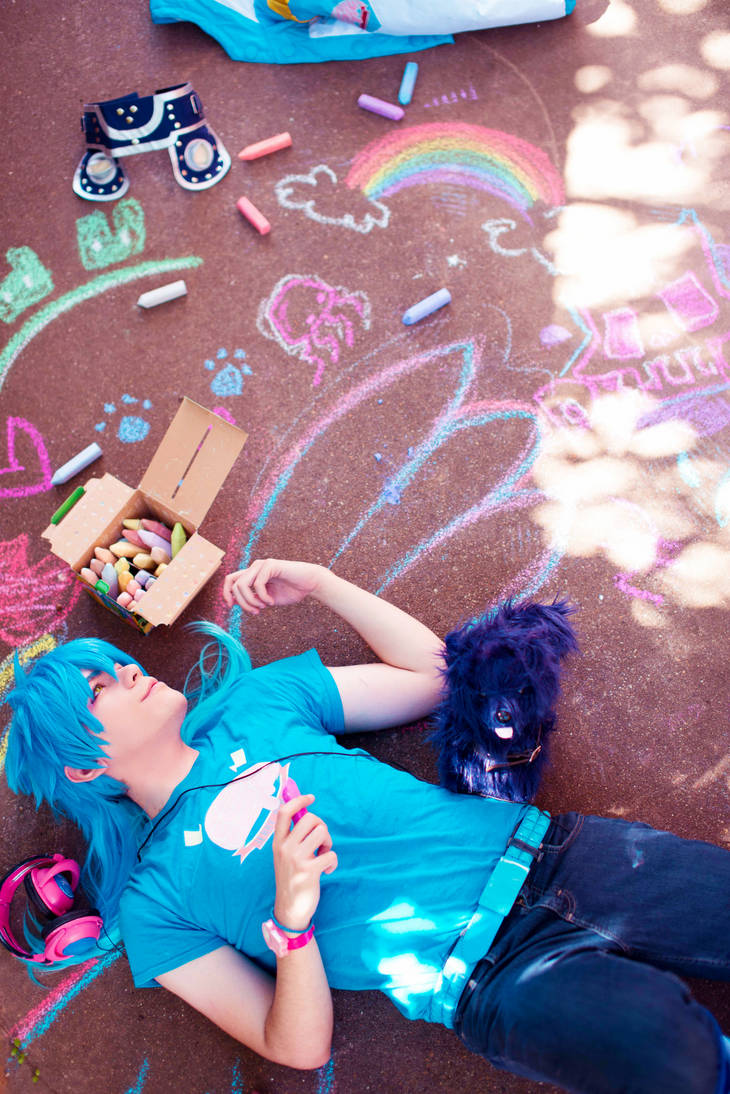 DRAMAtical Colors