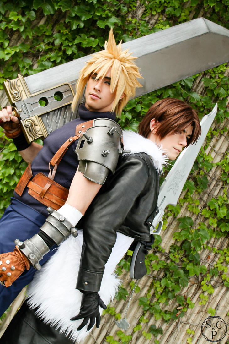 Brothers in Arms - Final Fantasy Cosplay by NipahCos