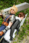 Brothers in Arms - Final Fantasy Cosplay