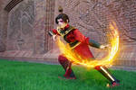 The Fire Prince Zuko - ATLA Cosplay