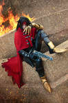 Vincent Valentine - Final Fantasy VII