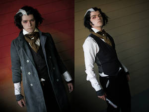 So love, come for a shave? - Sweeney Todd Cosplay