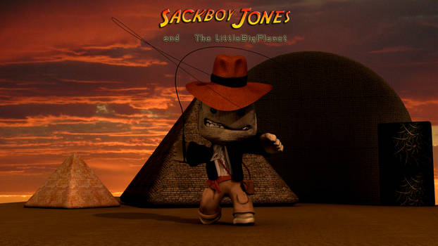 Sackboy Jones