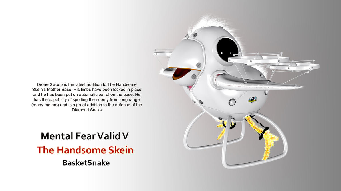 LittleBigPlanet 3 - Drone Swoop by BasketSnake