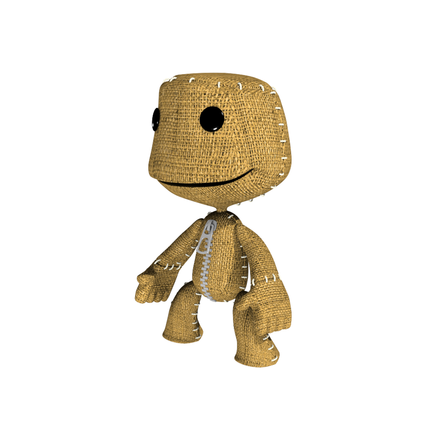Sackboy by BasketSnake