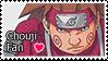 Chouji Stamp by kathynorrisart