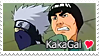 KakaGai Stamp by kathynorrisart